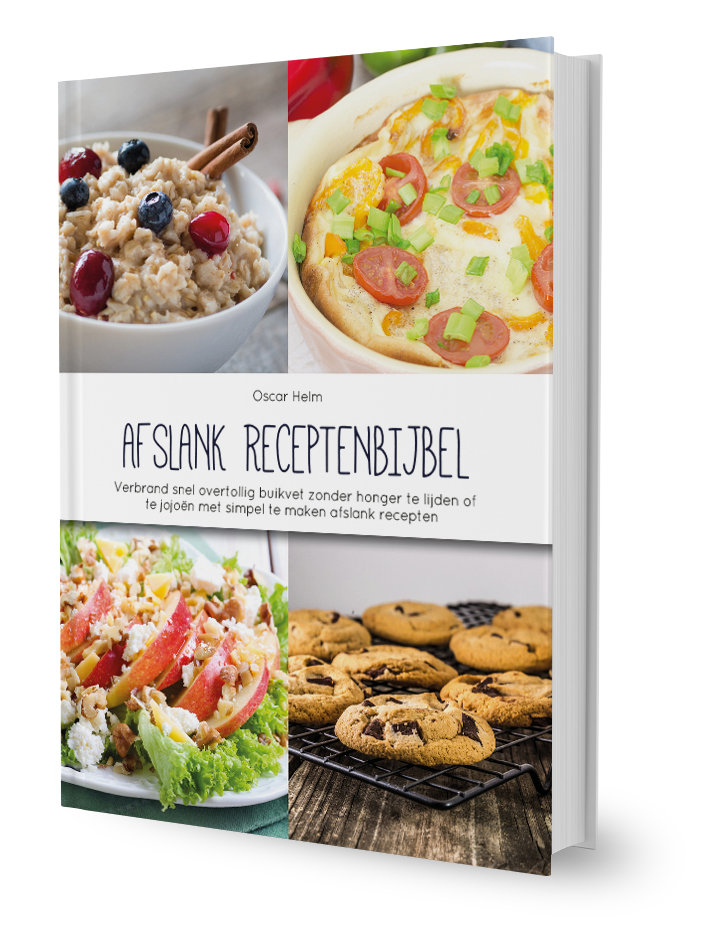 afslank-receptenbijbel-gezond afvallen