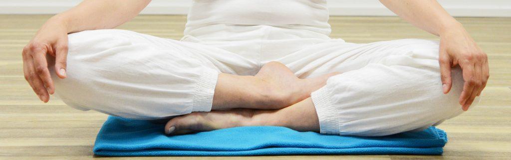 Beginnen met mediteren - houding