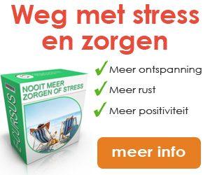 stress verminderen
