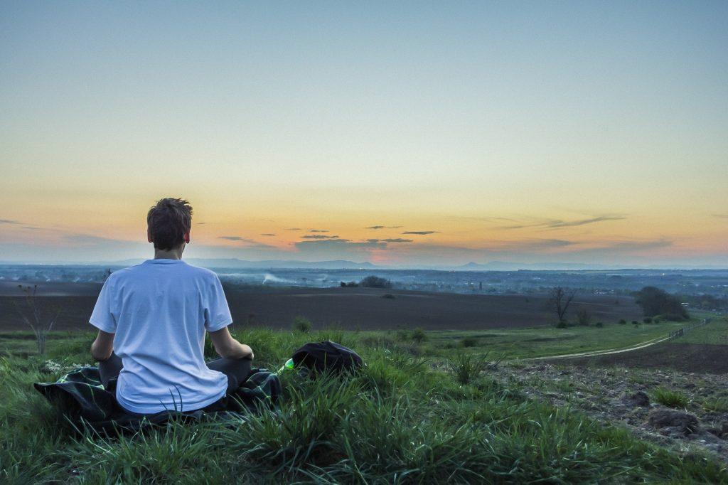 beginnen met mediteren - locatie