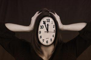 stress verminderen - tijdsdruk
