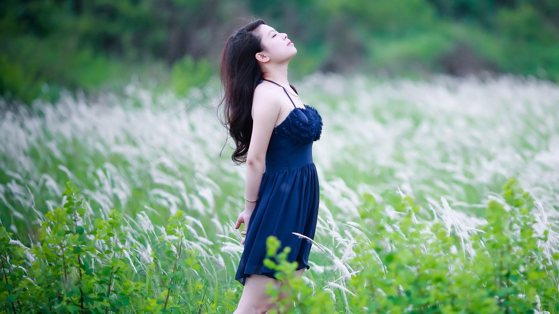 Geluksweg - adem jezelf rustig