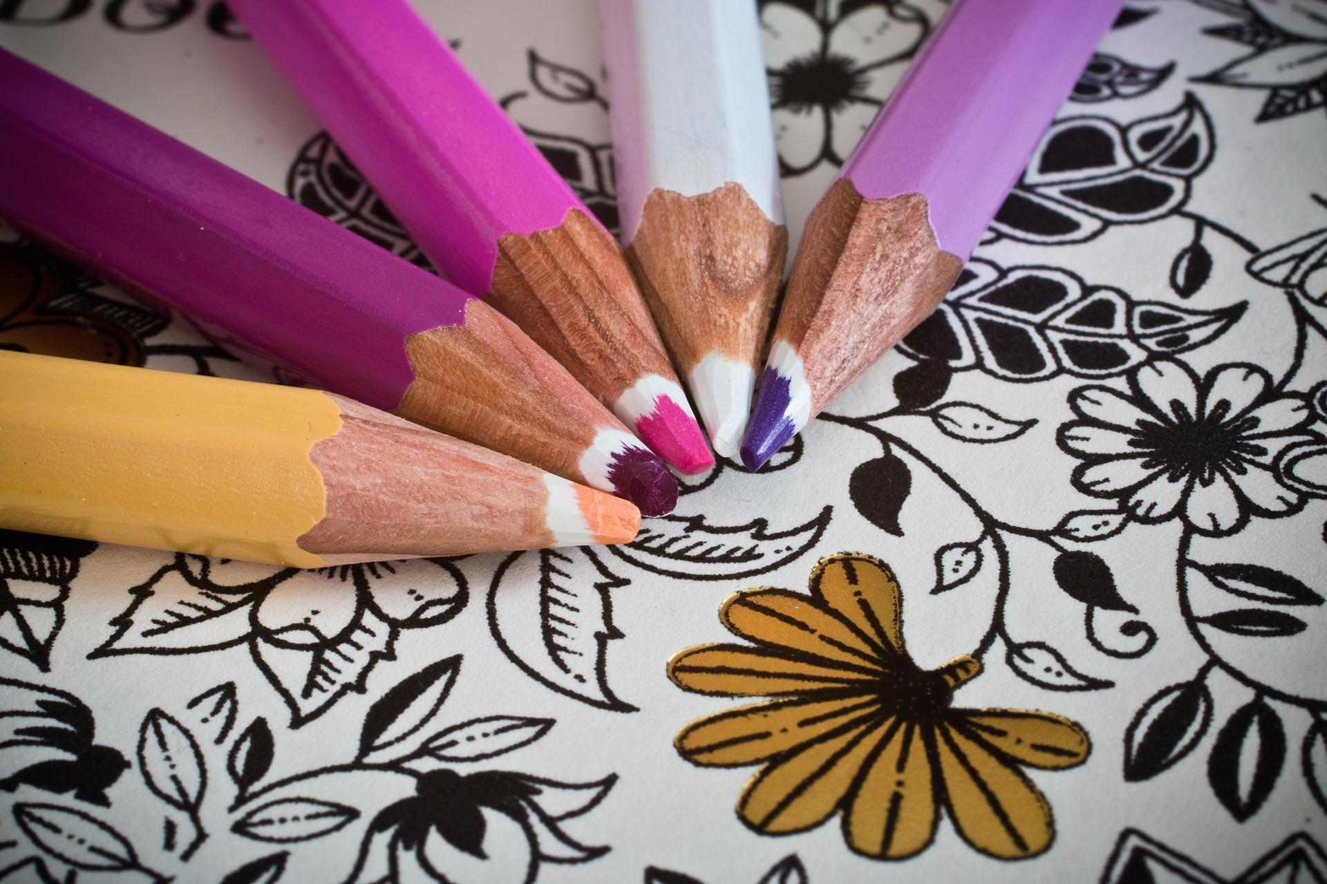 Kleurplaten Voor Volwassenen Tips.Kleuren Voor Volwassenen Lees Hier Alle Tips En Aanraders Geluksweg