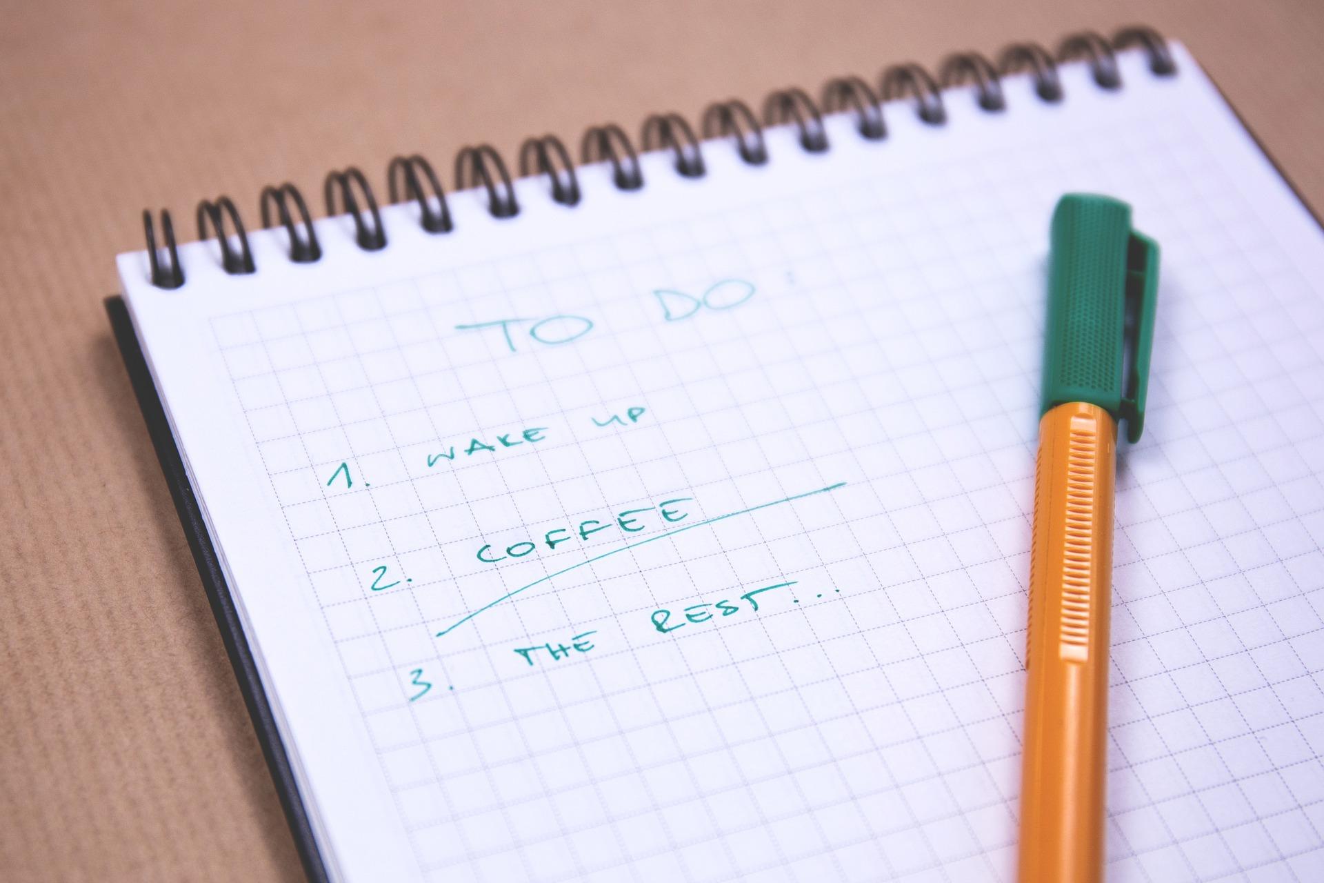 jouw prioriteitenlijst