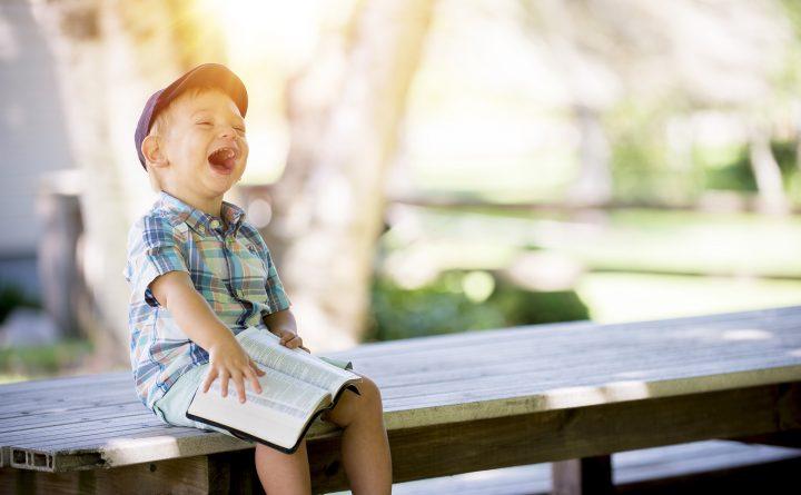 kinderen en geluk