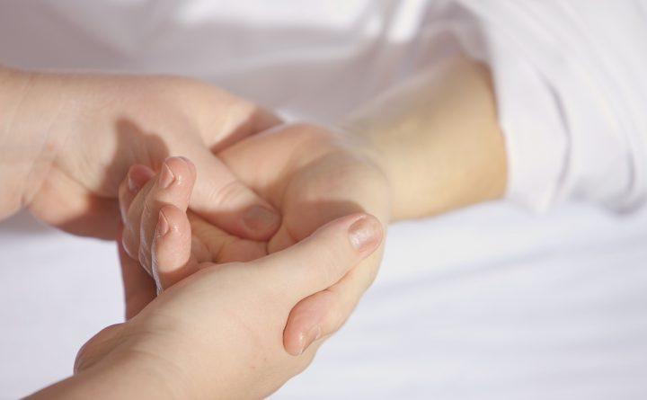 rustgevende massage gelukstip