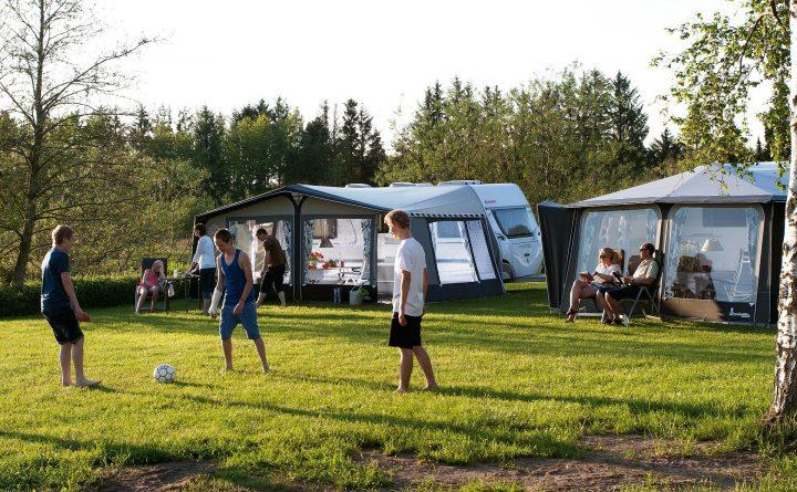 De voordelen van kamperen