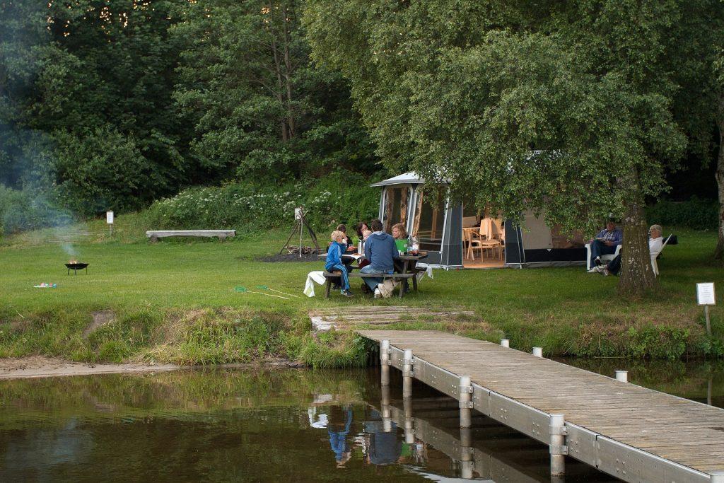 Voordelen van kamperen voor kinderen